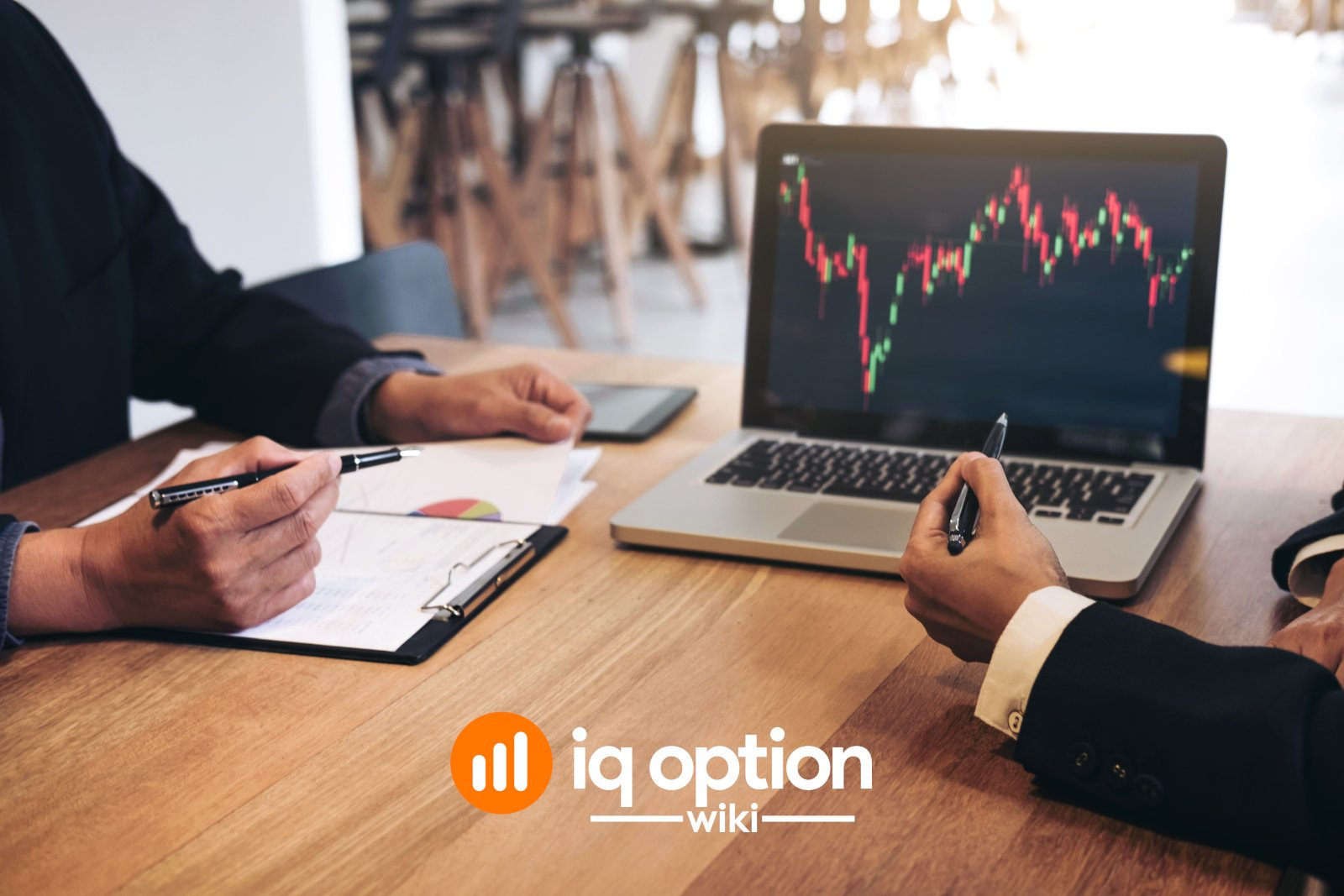iq option কৌশল