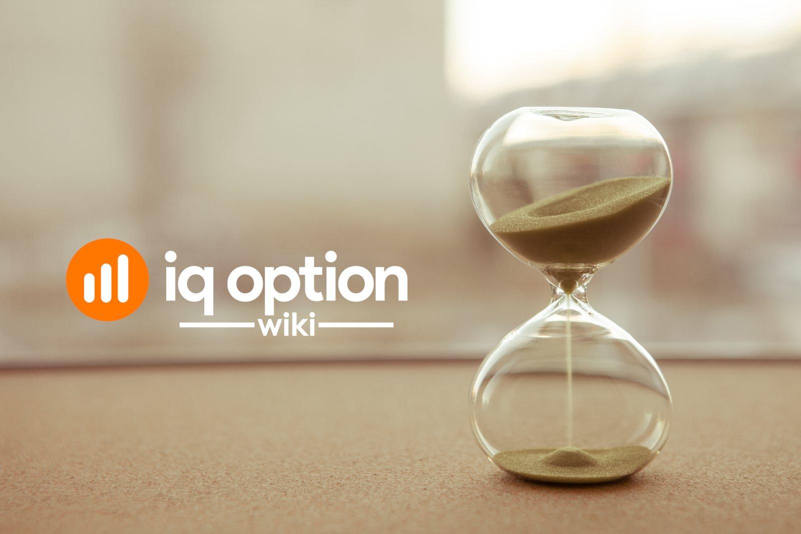 ধৈর্য iq option