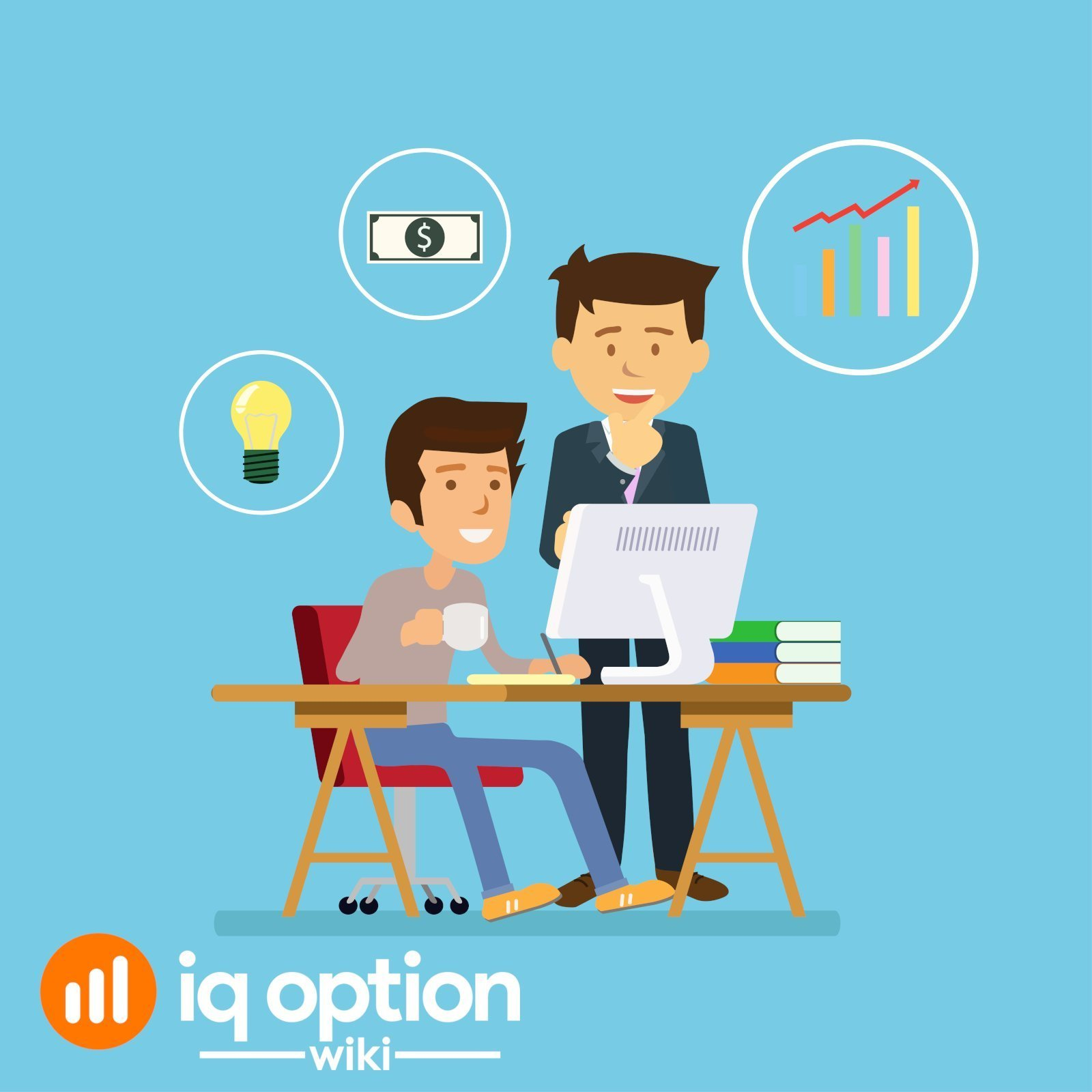 analyze results iq option
