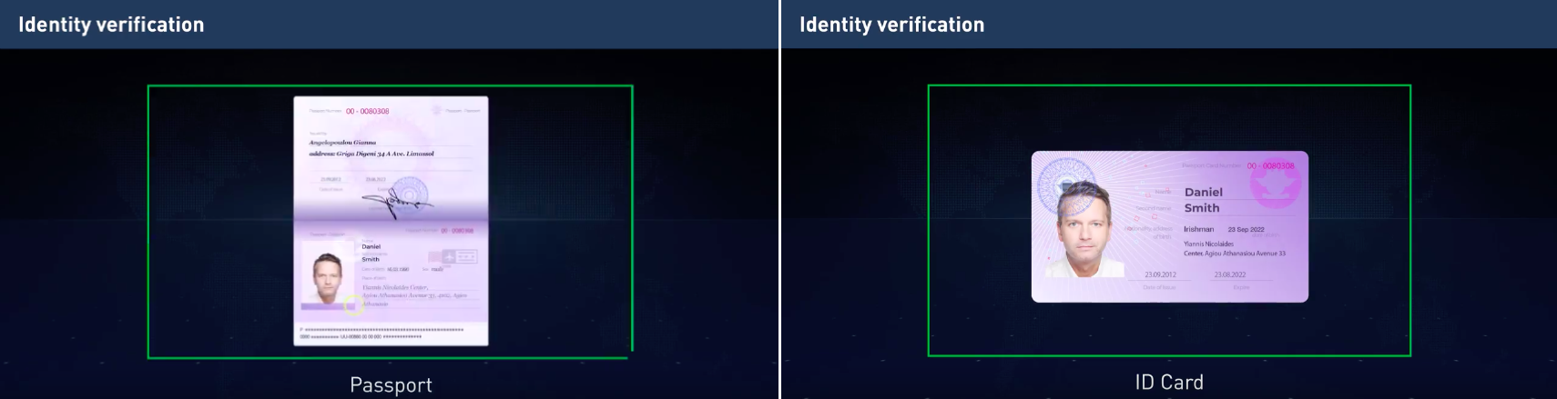 document verificaction iqoption