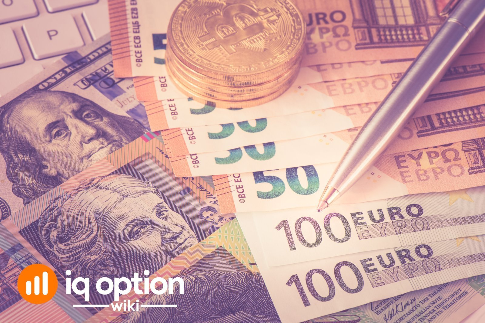 eurodollar à iq option