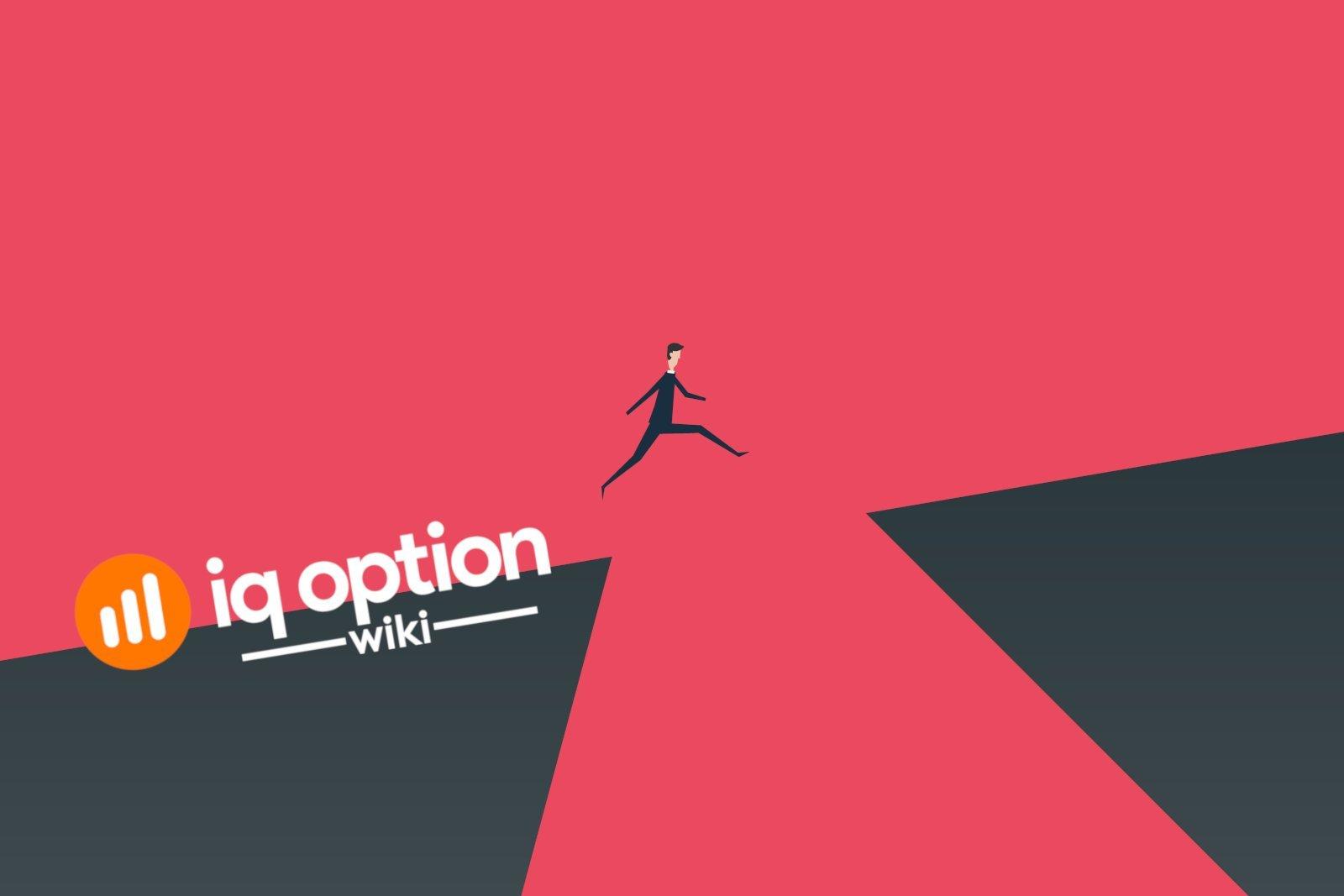 gaps explained iq option