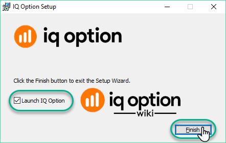 ইনস্টল করুন iq option অ্যাপ্লিকেশন ধাপ 3