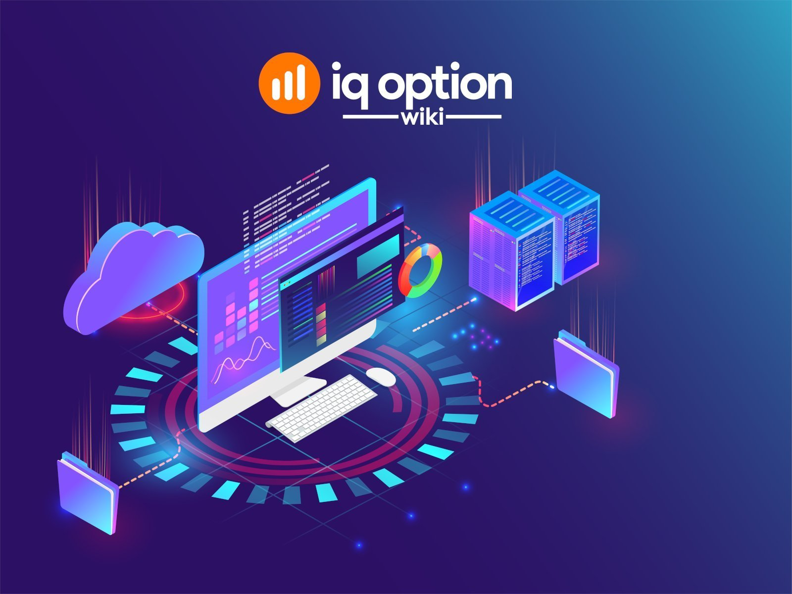 trading platform iq option