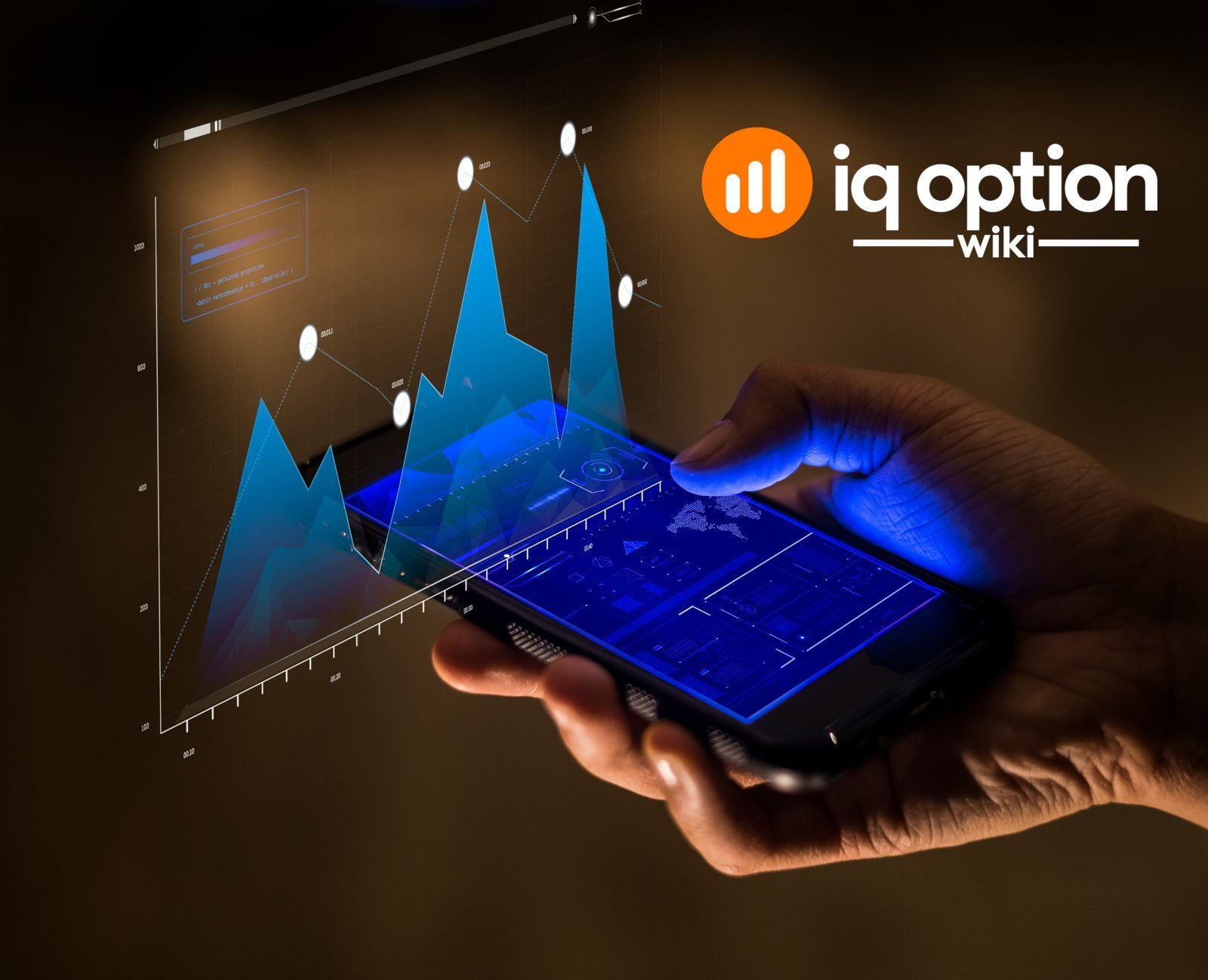 mobile app fo trading at iq option