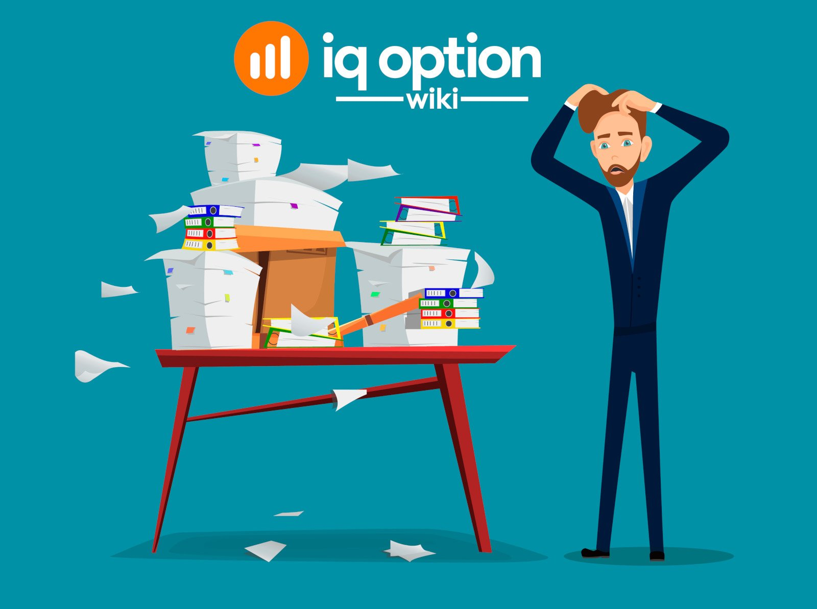 ব্যবসায়ীর ধরন iq option