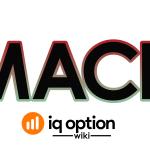 MACD iq option