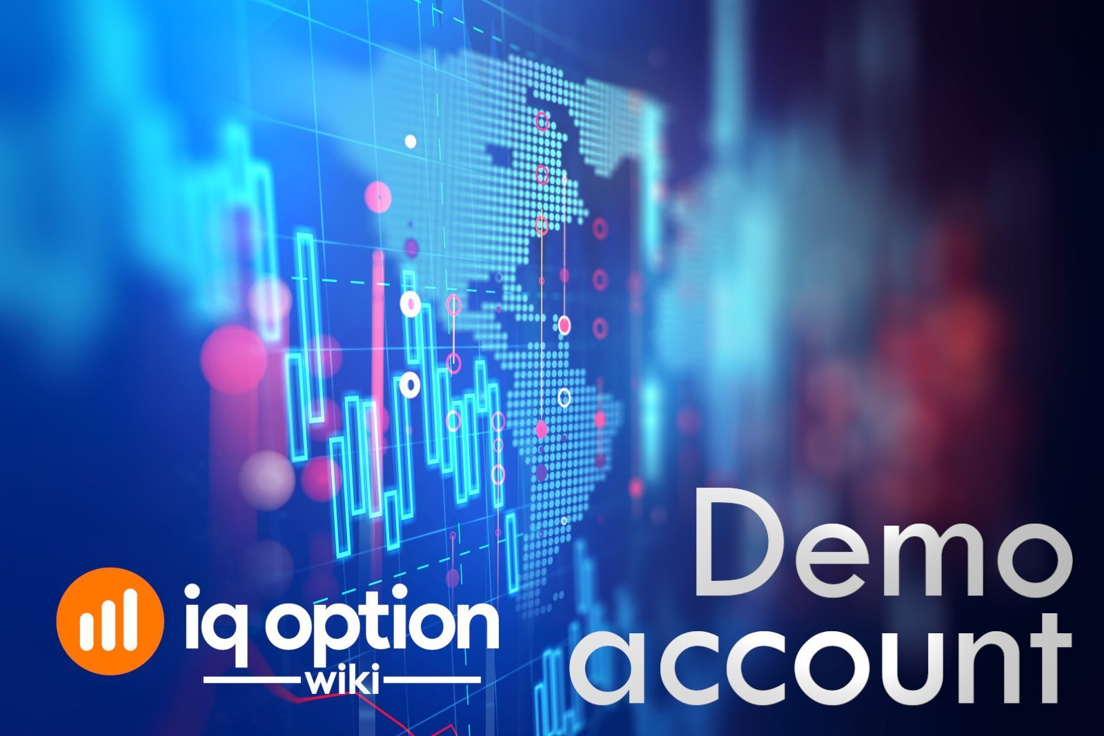 practice on demo iq option