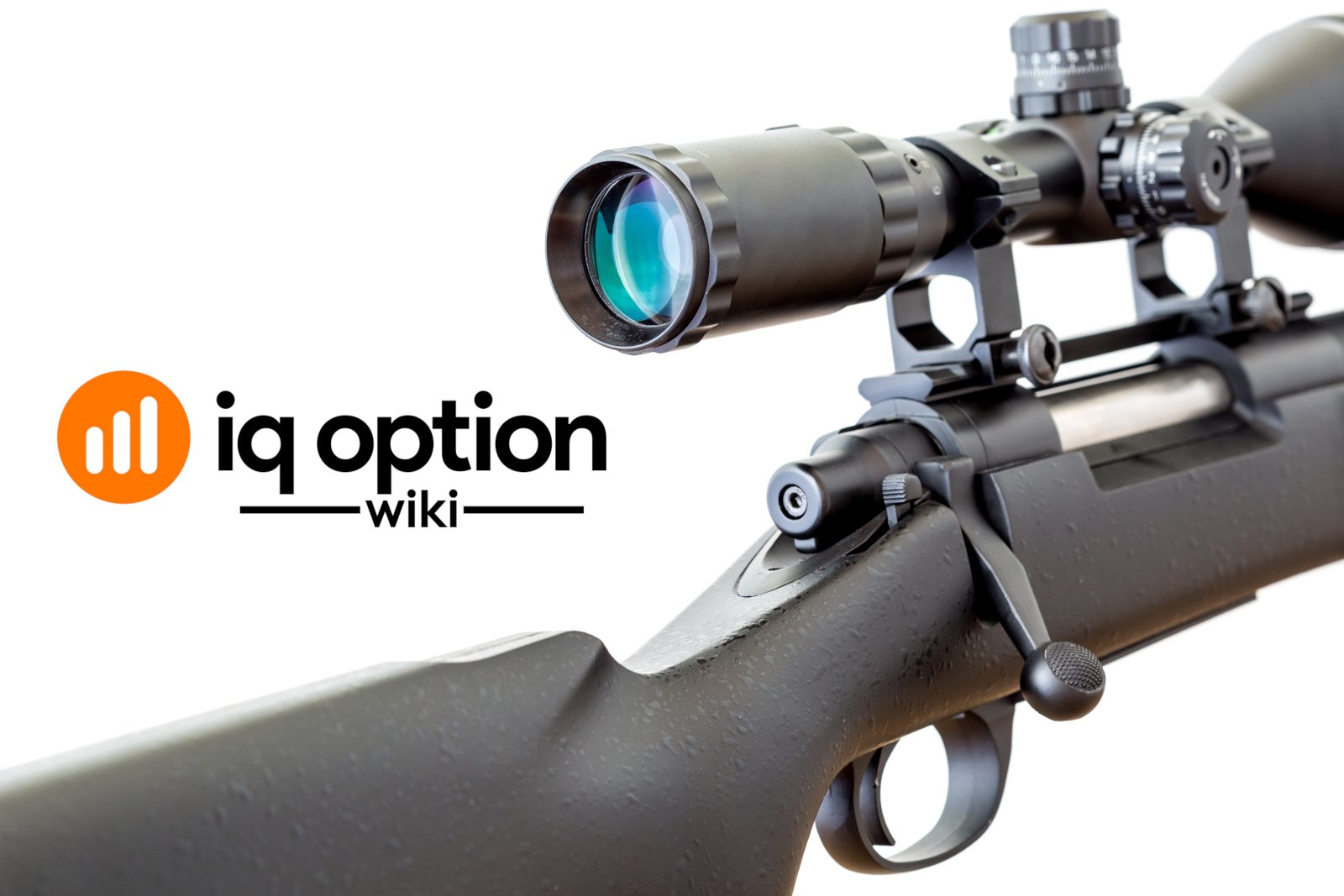 snipers riffle