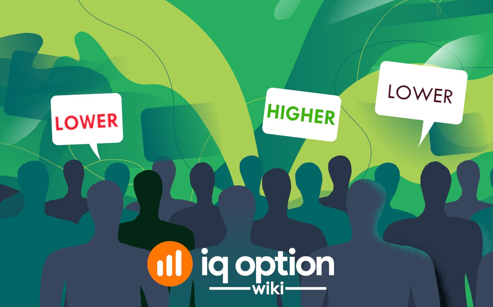 traders sentiment at iq option