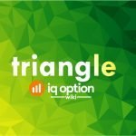 playing triangles at iq option