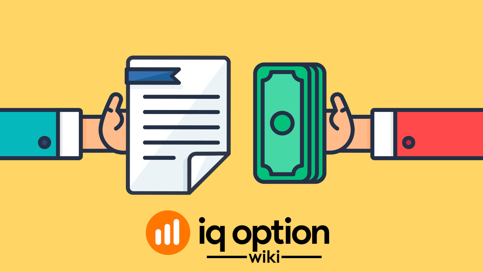 Métodos de pago iq option