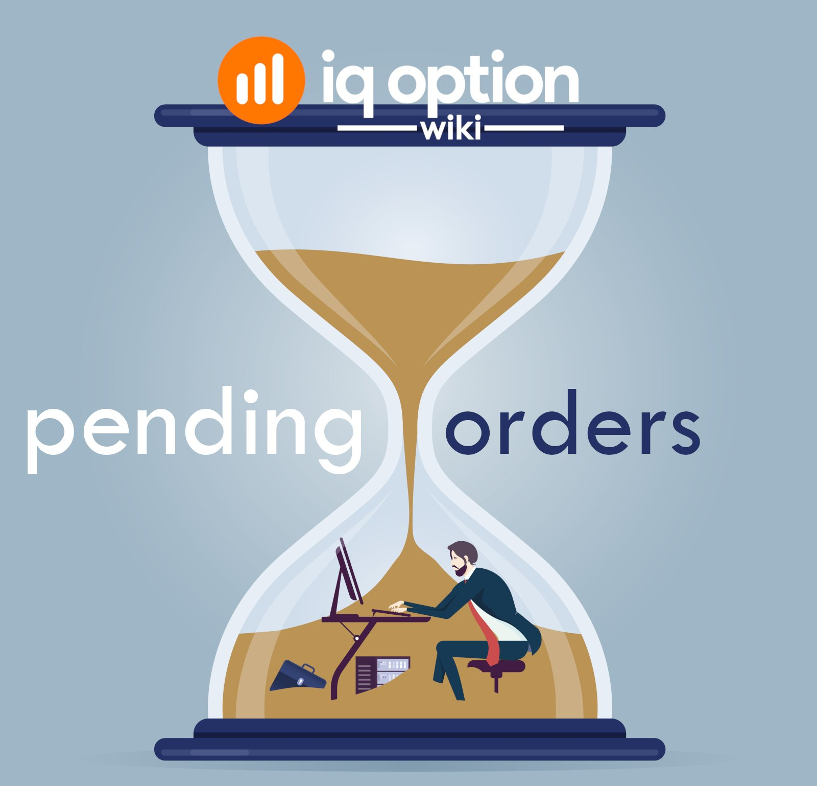 pending orders at iq option