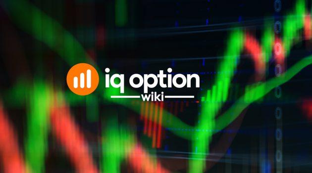 MACD indicator at IQ Option