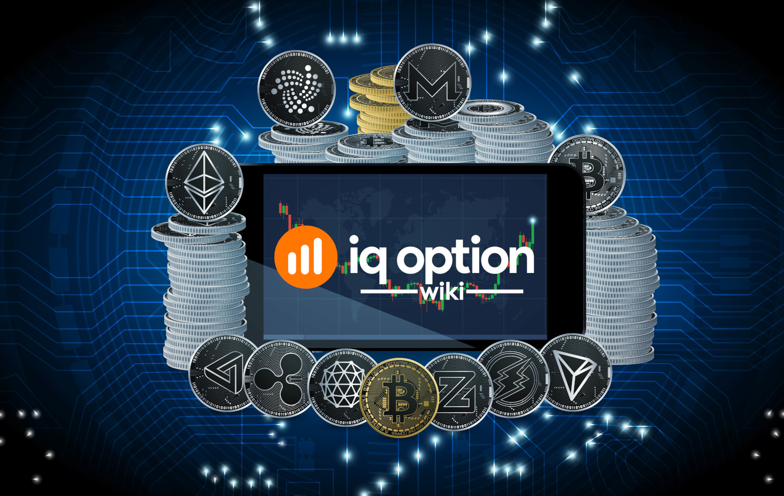 crypto cfd iq option