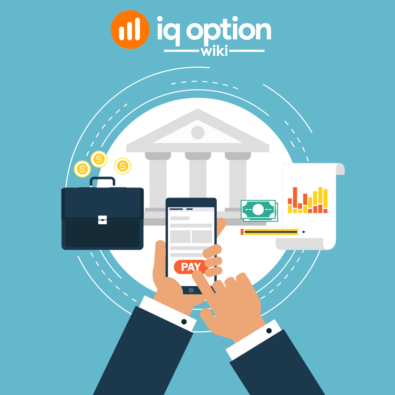 payment methods iq option