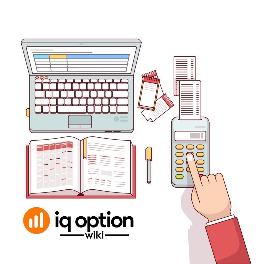 commissions IQ Option